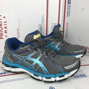 Asics Womens Gel Kayano 19 T330N Size 9
